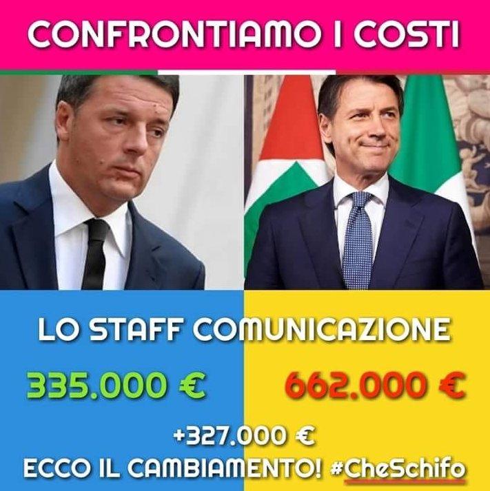 Il #GovernoDelCambiamento  ... si in peggio!!#cialtroni!!!!!!!#m5s #lega#DiMaio #Salvini  - Ukustom