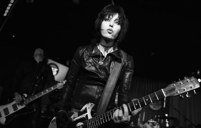 Happy birthday Joan Jett! Check out our 2015 feature on the rock star