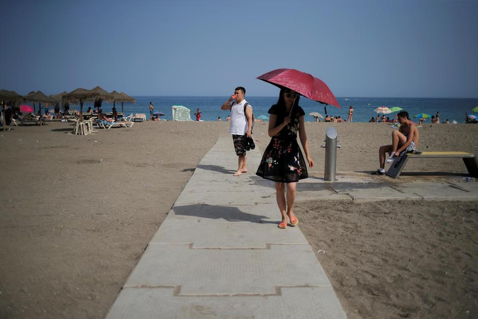 Réchauffement climatique. L'Espagne va-t-elle perdre des touristes? https://t.co/2NzoYp7lKl #Tourisme #Environnement #Climat