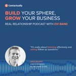 #Networking isn't just about collecting #businesscards, it's about building #relationships and listening to how you can be of value. @davedelaney goes over how you can network #effectively in this episode of the #realrelationships #podcast. https://t.co/HgIdddVtob