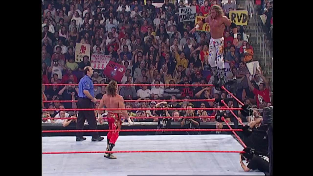 ON THIS DAY: @EdgeRatedR went toe-to-toe with #EddieGuerrero at #WWEUnforgiven 2002! https://t.co/bZl9xK339y https://t.co/ynweTjNEIl