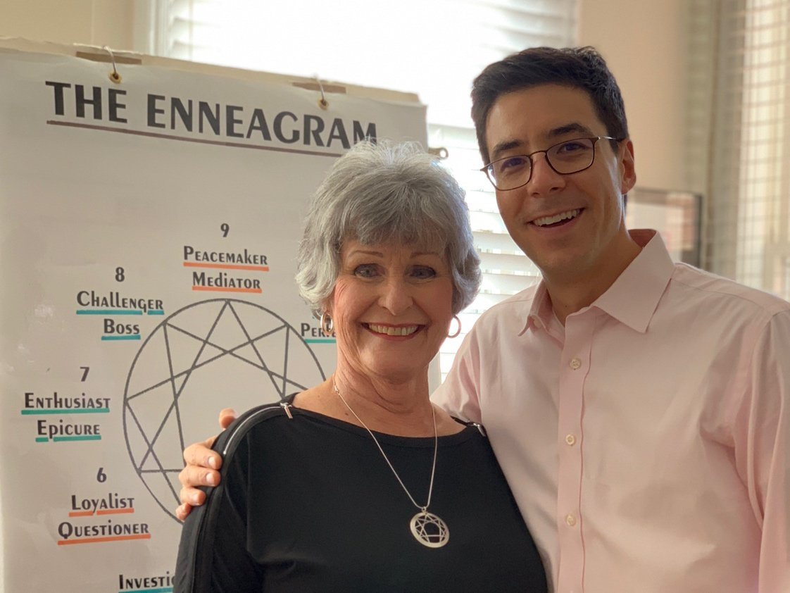 yay 'Discovering The Enneagram' day is here again! 😁