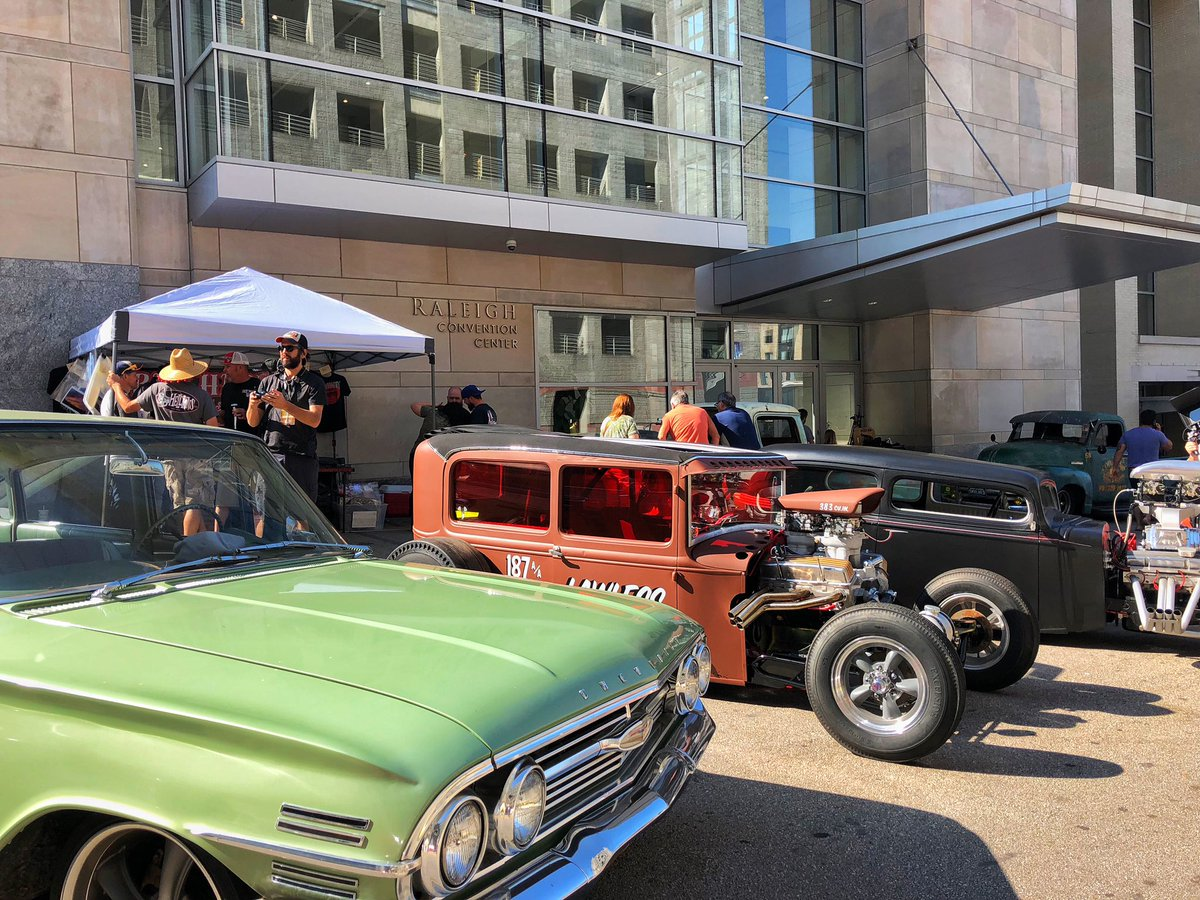 Raleigh Car Show >> Raleigh Convention On Twitter Capitalcitybikefest Is Happening