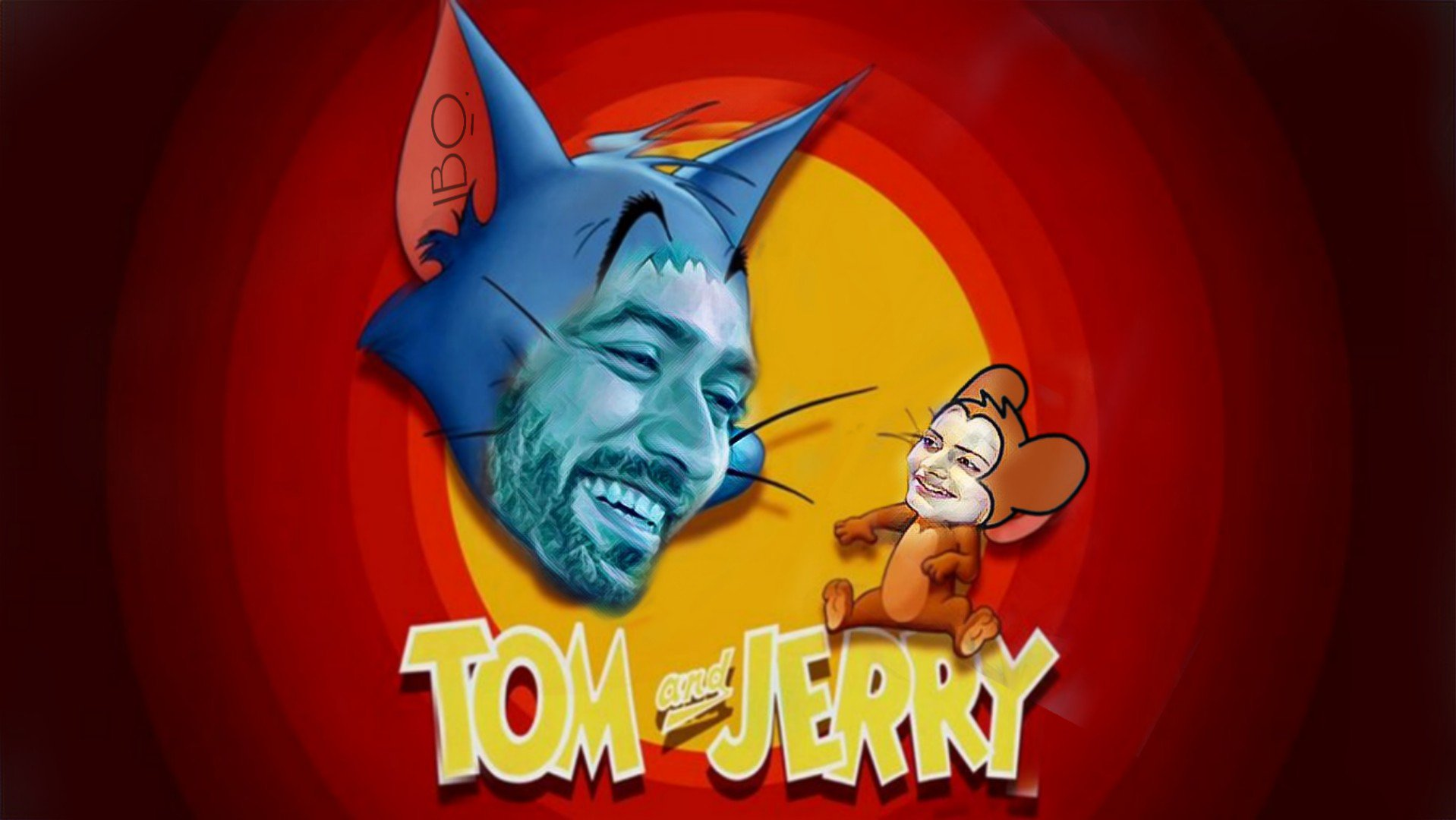 Tom and Jerry 2.0 ������������ @NakuulMehta @SurbhiChandna  #ITA2018 #SPA2018 #ishqbaaaz https://t.co/KpLzU2LTC3