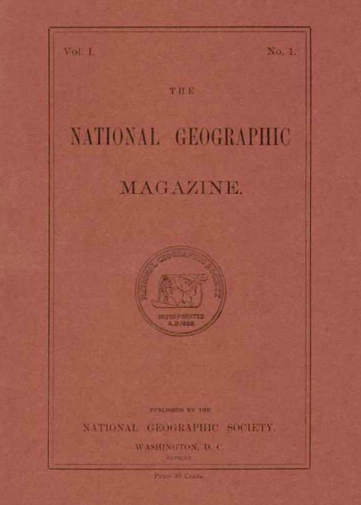 The first issue of @NatGeoMag was published 130 years ago #OnThisDay. eb.com/topic/National…