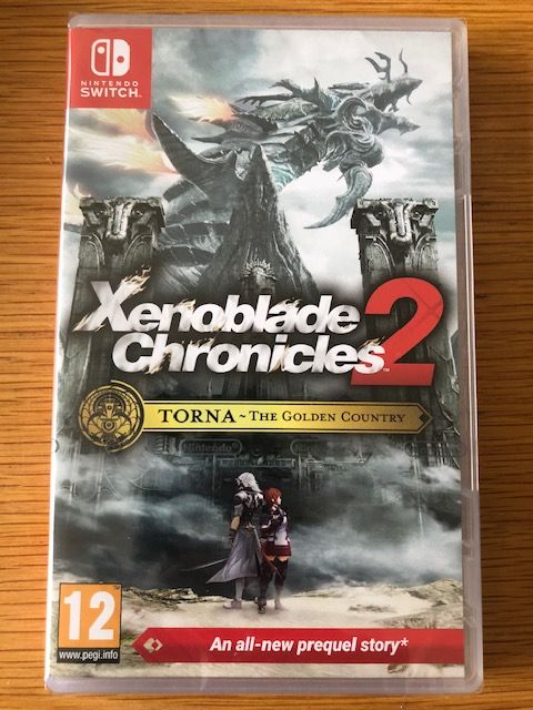 #Competition You could win Xenoblade Chronicles 2: Torna - The Golden Country (Nintendo Switch) To enter just FOLLOW US + RT this post. Good luck, Offer Games offergames.co.uk/products/xenob… #Giveaway #GameDay #Win #NintendoSwitch