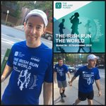 Chicago takes the baton for #YLGlobal5K a great day to raise support for @TheIrelandFunds and its work with Irish charities and causes. Thank you to Chicago sponsors @FloodBroChicago Bimeda FleetFeet MayoSteel McCarthy Ford and Signature Bank.