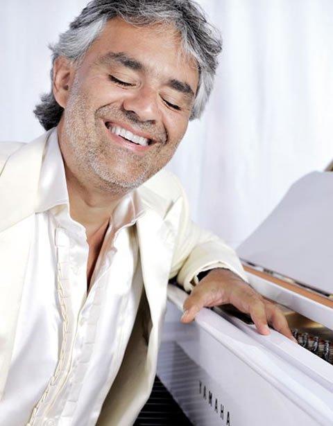 Happy Birthday Andrea Bocelli
