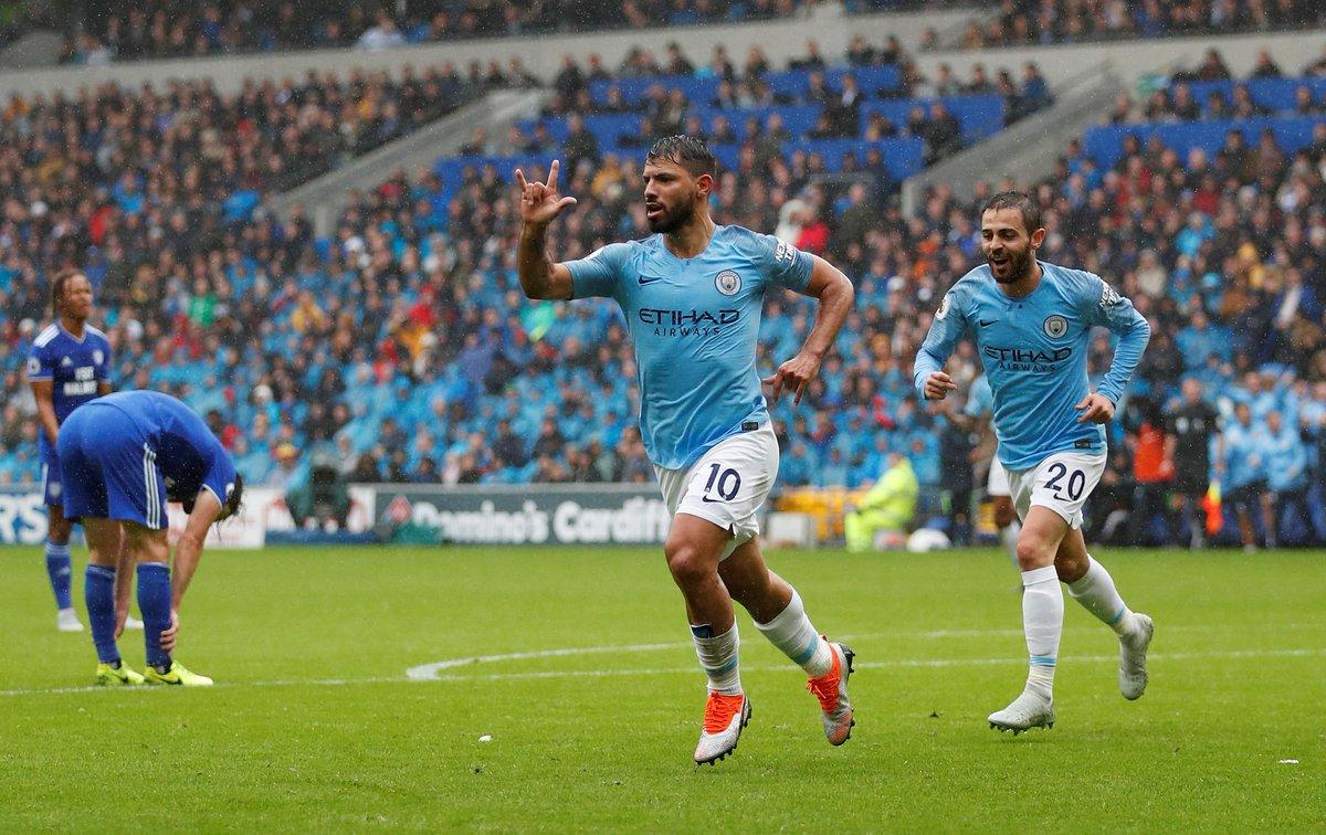Video: Cardiff City vs Manchester City