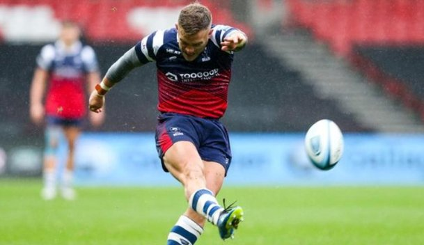 test Twitter Media - Bristol moved within one point of Harlequins after a hard-fought win over the Londoners at Ashton Gate.  Read👉https://t.co/3cVJRpR35b https://t.co/HgPjwjVie3