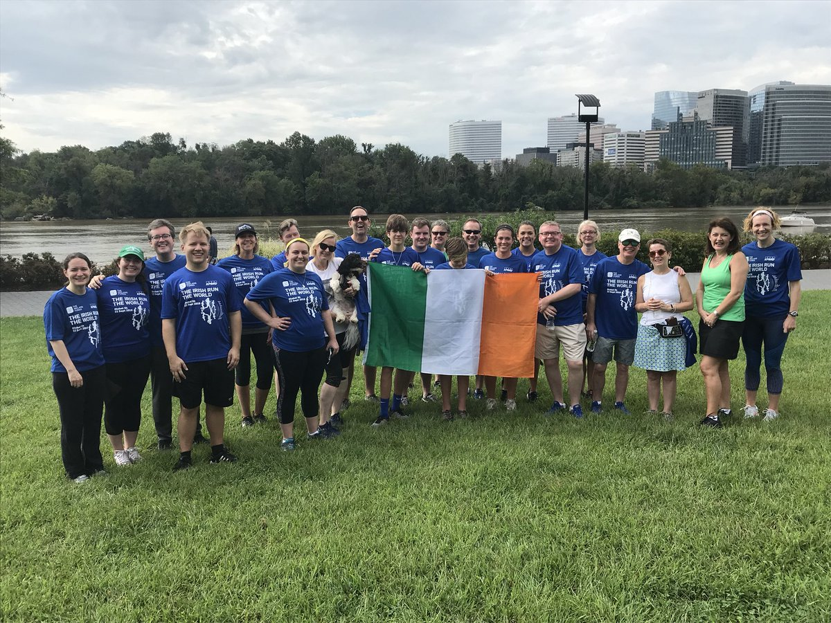 Huge thanks for all your support of #YLGlobal5k ! A great morning in Washington DC along with 16 other cities around the world. We're so grateful!