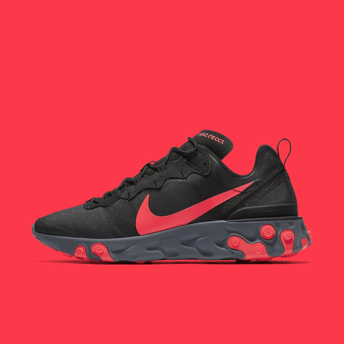 924995b6643cf6 The Nike React Element 55 will release on September 29 for  130 each.pic. twitter.com 3hLVaehFNM