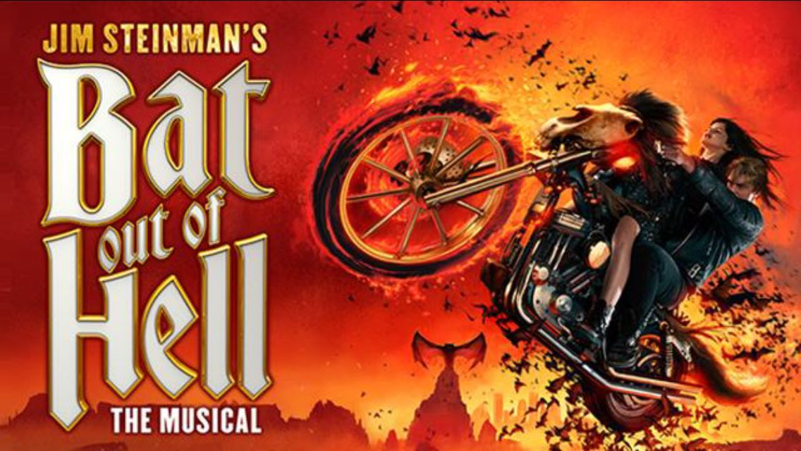 Just watched @BatTheMusical at the @DominionTheatre for the first time - where @RealRobFowler was absolutely outstanding ! The whole cast had great energy ... a must go see for any West End Musical lovers !