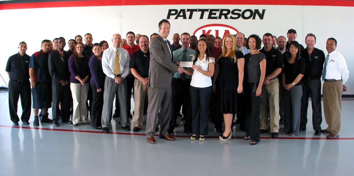 When You Choose Patterson Kia Of Arlington, Your Choosing Sales Staff That  Are Paid In Salary Not Commission. We Believe In A No Pressure Environment  For ...