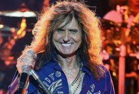 Happy Birthday, 67 today to David Coverdale of Whitesnake!