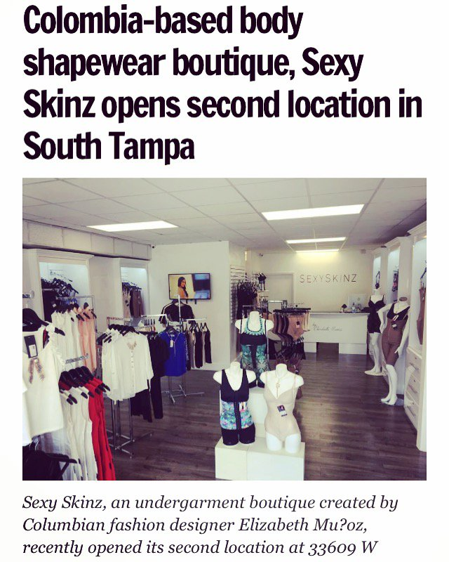 ef0e4bbd394de ...  BN9  https   www.tampabay.com features humaninterest colombia-based-body- shapewear-boutique-sexy-skinz-opens-second-location-in-south-tampa-20180921   ...