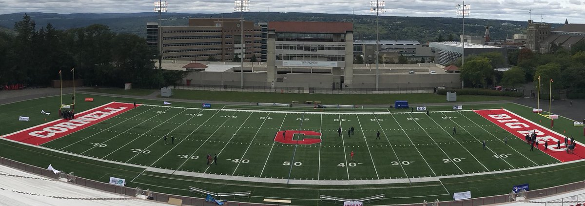 Cornell welcomes Sacred Heart to Schoellkopf on Saturday