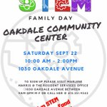 Very Excited to have our 1st Family STEM Day in partnership with San Francisco Housing Development Corporation today @ Hunters Point West/East Oakdale Community Center!  #stem #science #technology #engineering #math #microsoft #ibm