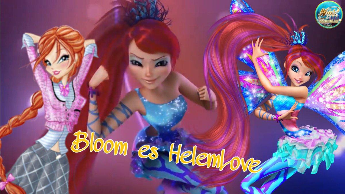 트위터의 Winx Club Español Fandub 님 Bloom Hada Del Fuego Del Dragón Y Princesa De Domino Ella Es La Líder Del Winx Club Y En Esta Aventura Tendrá Que Luchar Por