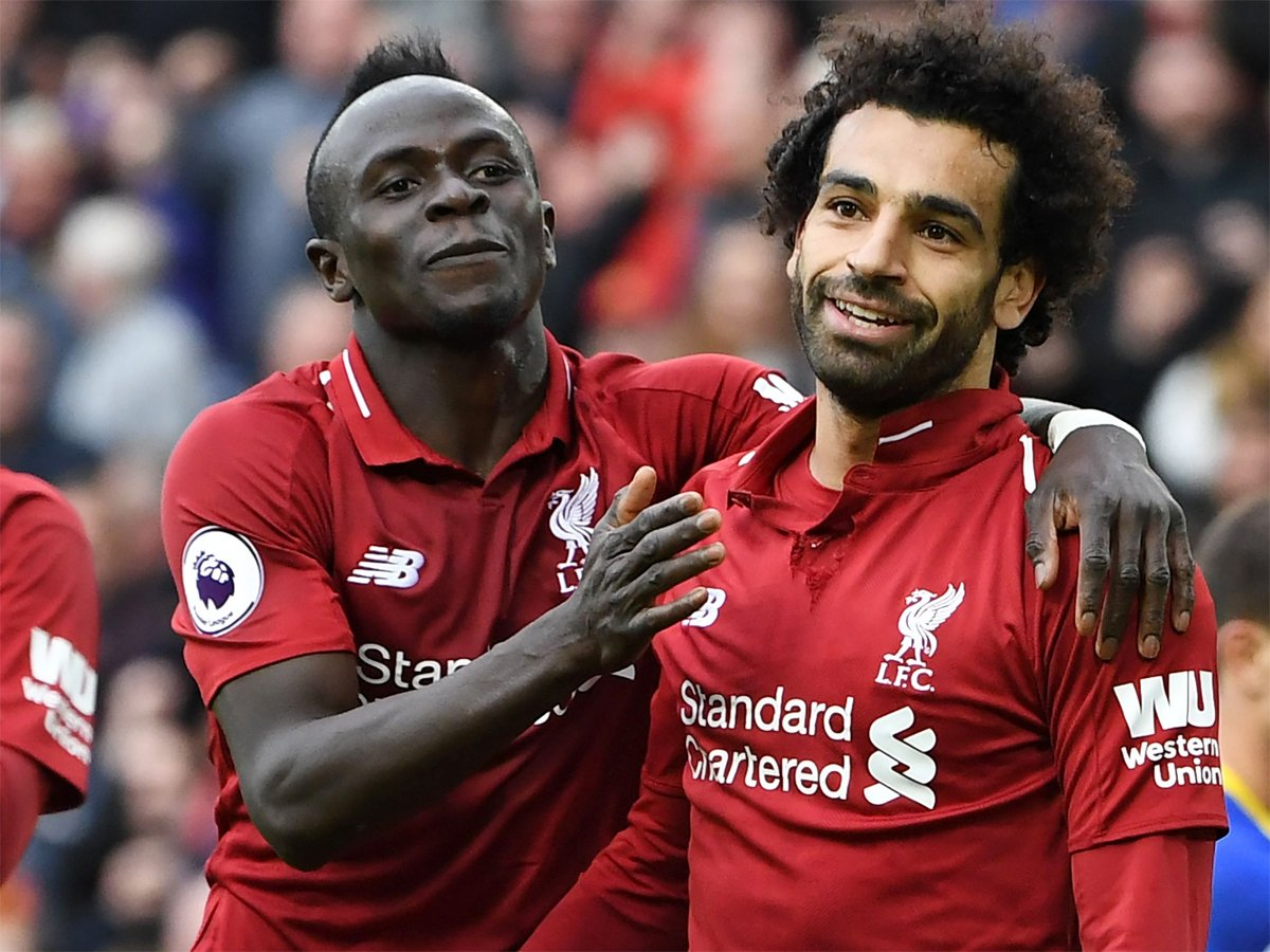 #EPL #LIVSOU   @MoSalah back in the goals as @LFC ease past @SouthamptonFC   READ: https://t.co/vE0OEw2ffV https://t.co/rutkhZk8w6