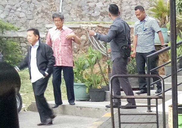 Respon KPK Mengetahui Setya Novanto Terciduk Berada di Rest Area