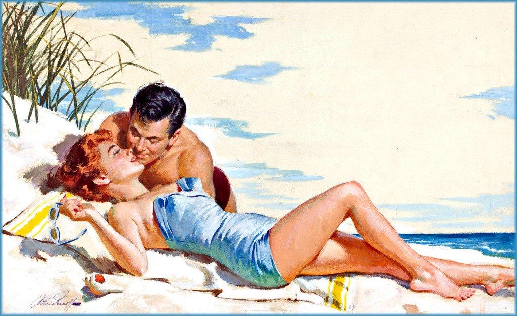сексуальные развлечения на море потому бабка
