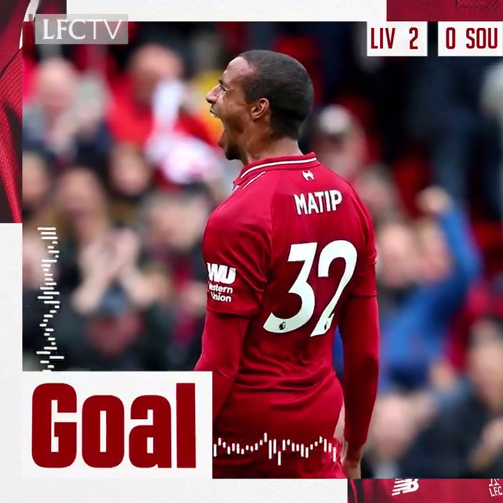 WHAT A RETURN TO ACTION FOR JOEL MATIP! A THUMPING HEADER! 💥☄ Its Match in a Minute, turn that sound UP! 🔊