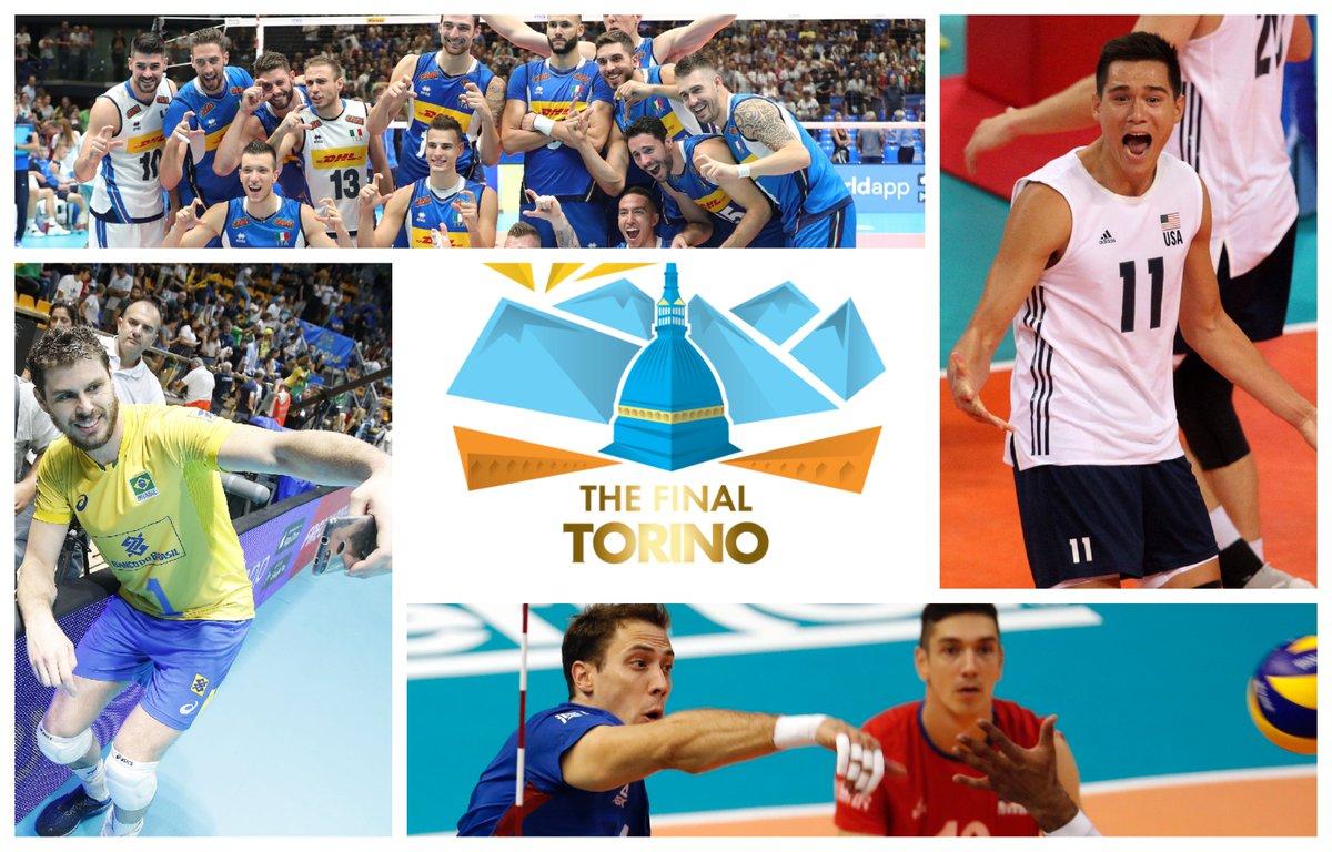 Mondiali: #Italia, #Brasile, #USA e #Serbia in F6, #Russia quasi. #Polonia o #Francia per l\