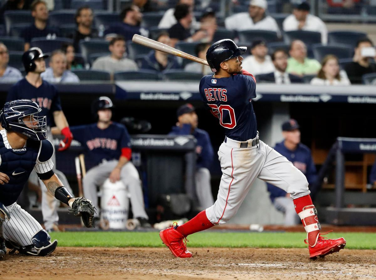 This swing adjustment helped Mookie Betts reach new heights. https://t.co/xPy4kz1Iur #RedSox