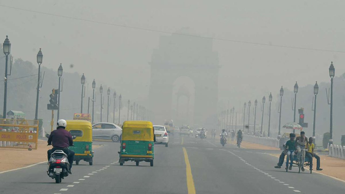 Delhi's air quality index recorded under 'good' category for second time in 2018: CPCB data https://t.co/660o8eCsae