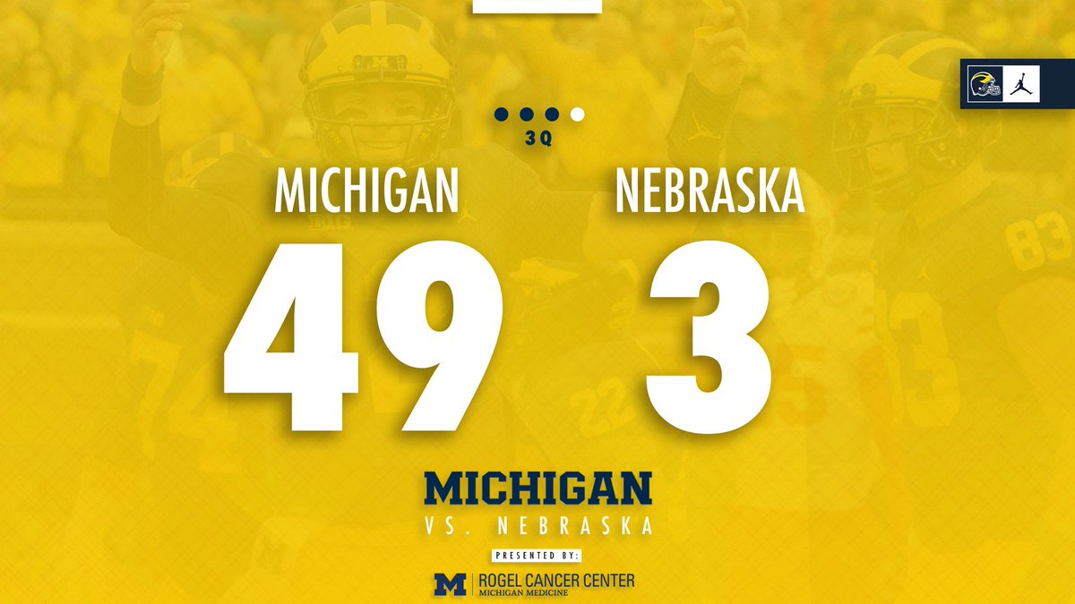 Blog recap: Michigan football vs  Nebraska