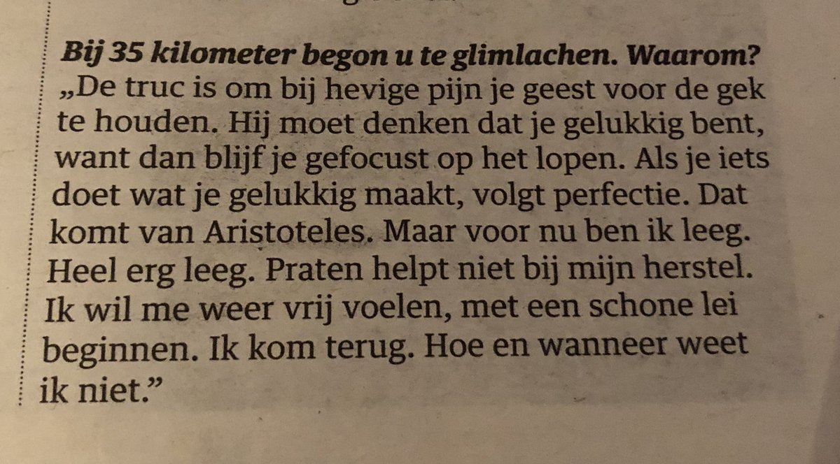 Paul Slot On Twitter Mooi Interview In At Nrc Met