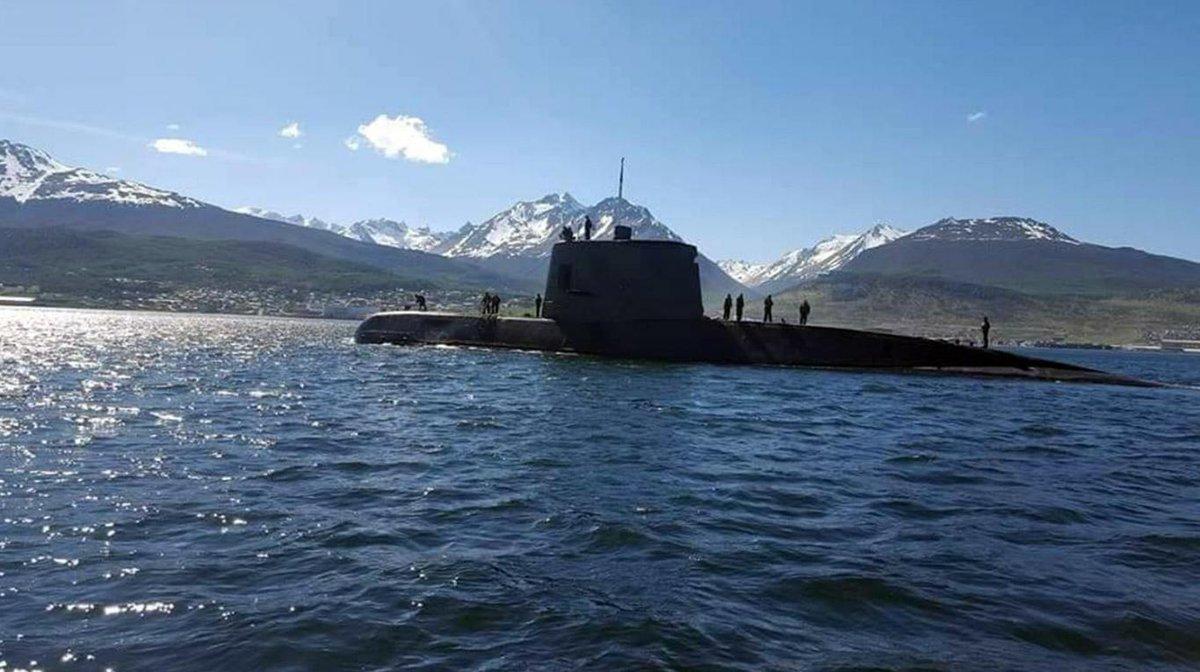 Empresa Ocean Infinity detecta nueva señal del submarino 'Ara San Juan' https://t.co/sBQTELKCn2
