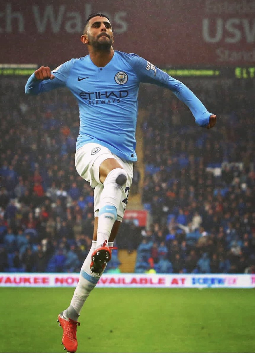 5-Star Manchester City Blow Away Cardiff City To Maintain Unbeaten Start 3