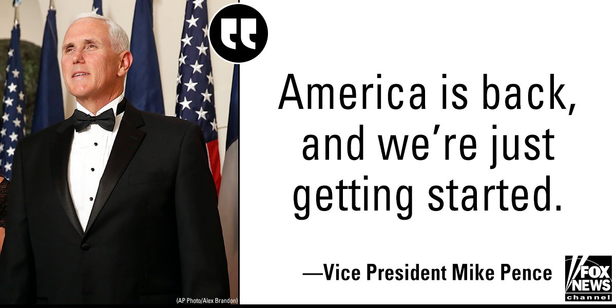 .@VP Mike Pence touted the economy Saturday while speaking at the Values Voter Summit. https://t.co/MQRx9AANai