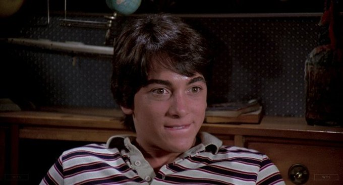 Happy Birthday to Scott Baio who turns 58 today! Name the movie of this shot. 5 min to answer!