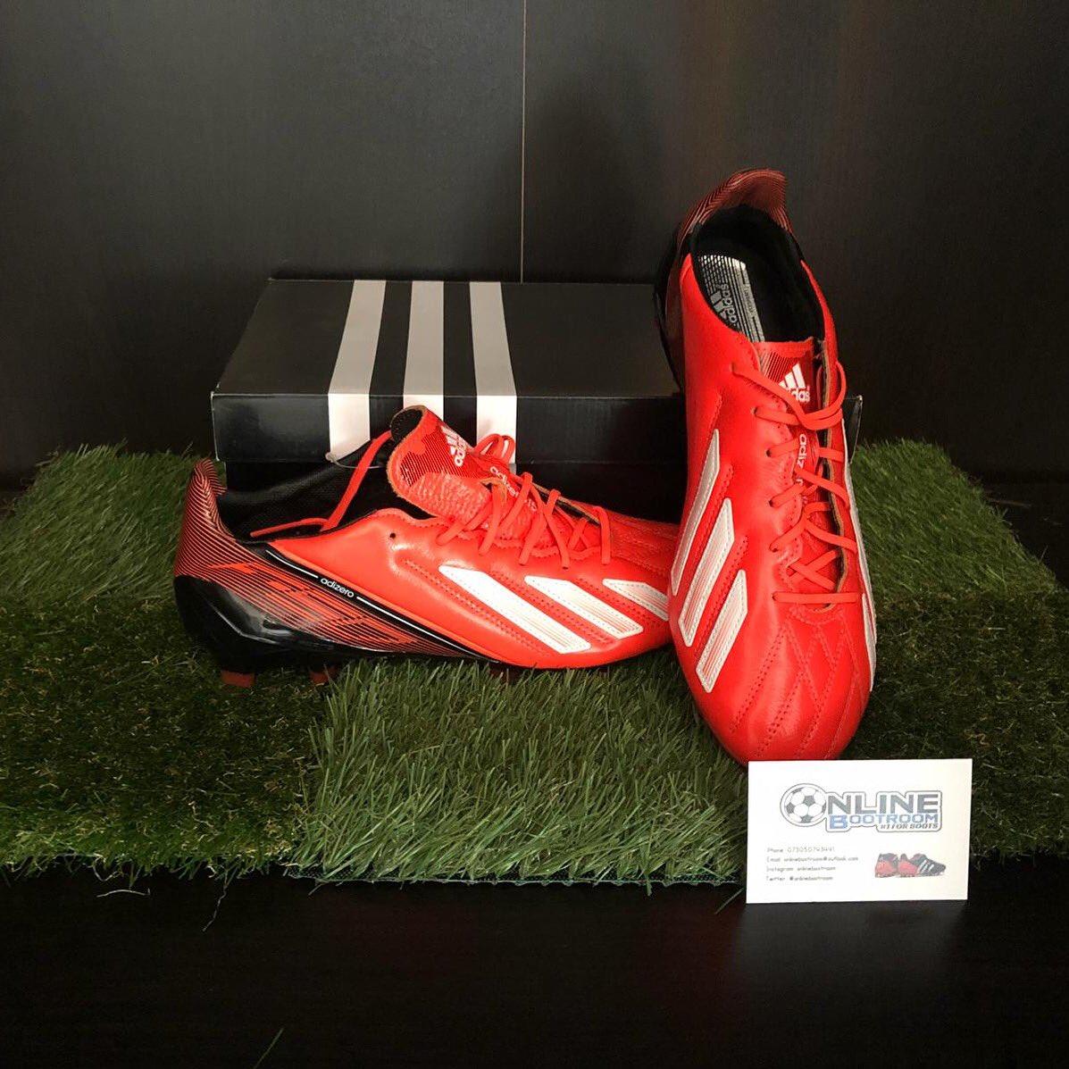 7b8a150ee  adizero ·  f50  adidas  footballboots  rareboots  onlinebootroom   footyboots  footballbootspic.twitter.com 1FrPBI3e2T