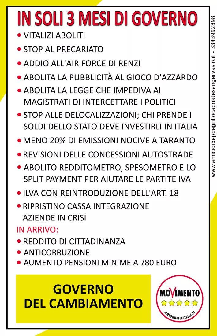 @MADZ55603685 @marcomoltomale @Sandro19714 @Marco_Barlaam @PaoloGentiloni Intantanto salvini e solo una parte, poi in tre mesi Han già fatto miracoli ma voi piddini siete orbi....#maipiuPD  - Ukustom