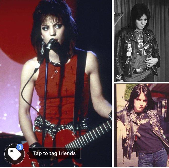 Happy Birthday, Joan Jett