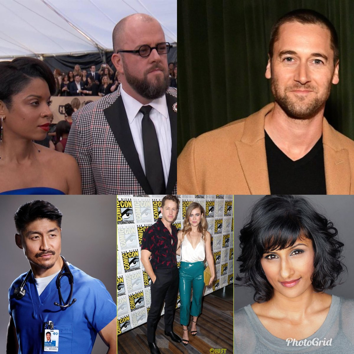 This week on Talk Stoop we're talking to showstoppers @skelechiwatson, @SullivanTweet, @sarayublue, Brian Tee, Ryan Eggold,@JoshDallas &  dro@melissaroxburghp by the stoop to dish on their latest projects. Make sure you tune into these NBC powerhouses tonight after 1st Look.