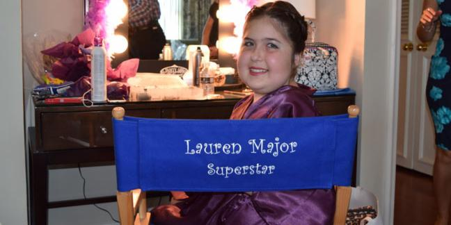 """""""When Lauren took the stage, the audience was ecstatic. She lit up the room with her beautiful voice and melted the hearts of everyone. Lauren said she wanted, to be a singer to bring the community together and she certainly did."""" @makeawishsfla sfla.wish.org/wishes/wish-st…"""