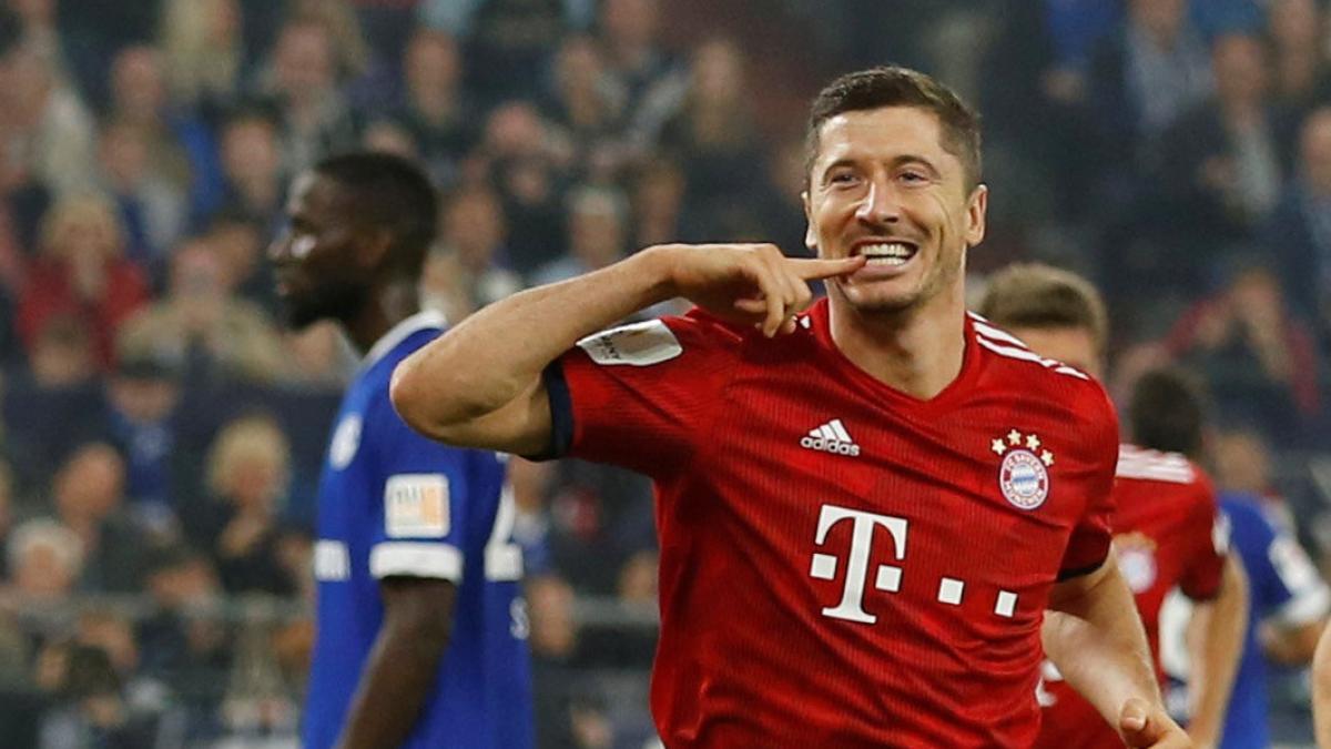 Bayerns nächster Sieg verschärft die Krise auf Schalke https://t.co/xIRcIWHzqa