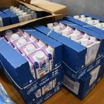 被災地支援の液体ミルク Twitter Photo