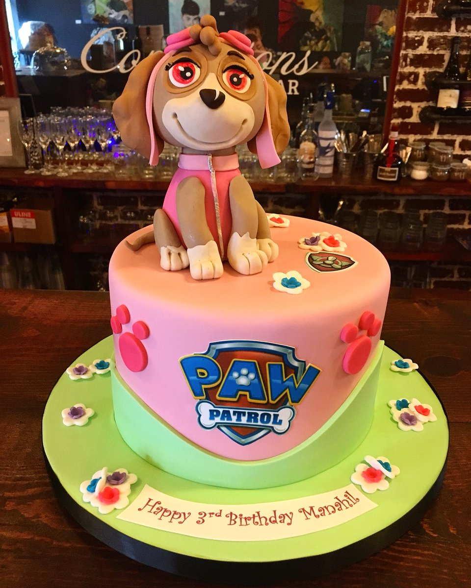 Happy 3rd Birthday To Manahil Skye Is Manahils Favourite PawPatrol Character