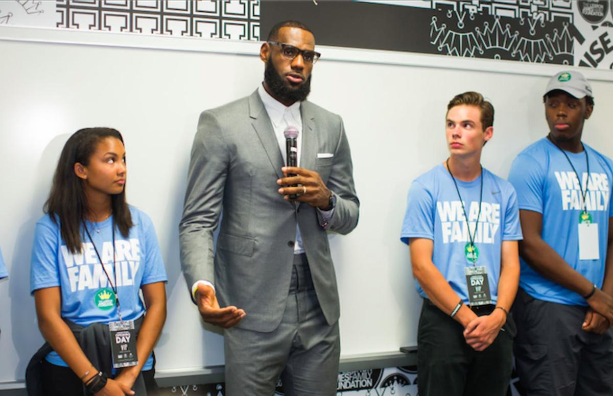 LeBron James files two more trademarks for the newly launched I Promise school trib.al/eqpBdmD