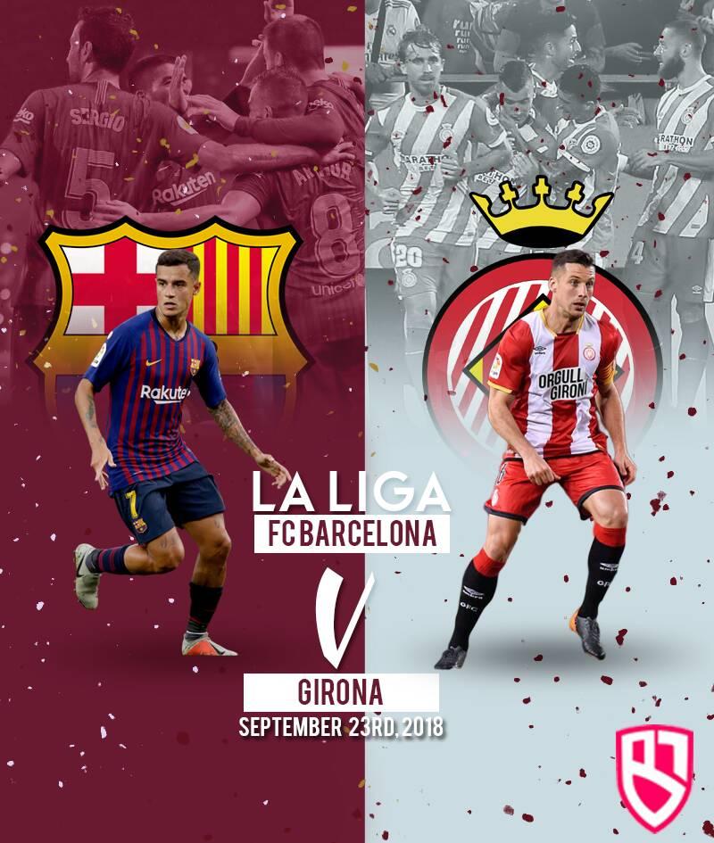 Barcatimes On Twitter Match Day Laliga Fc Barcelona Vs Girona Fc Camp Nou 20 45 Cet Forca Barca