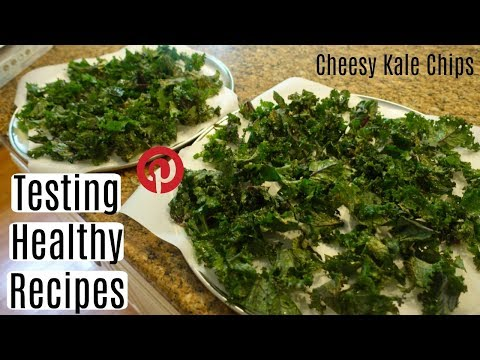 Testing Out Healthy Recipes: Cheesy Kale Chips!! Everyday Gymnastics - Cooking View - https://t.co/kr9I4WJTe2 https://t.co/4nc34wHkqp