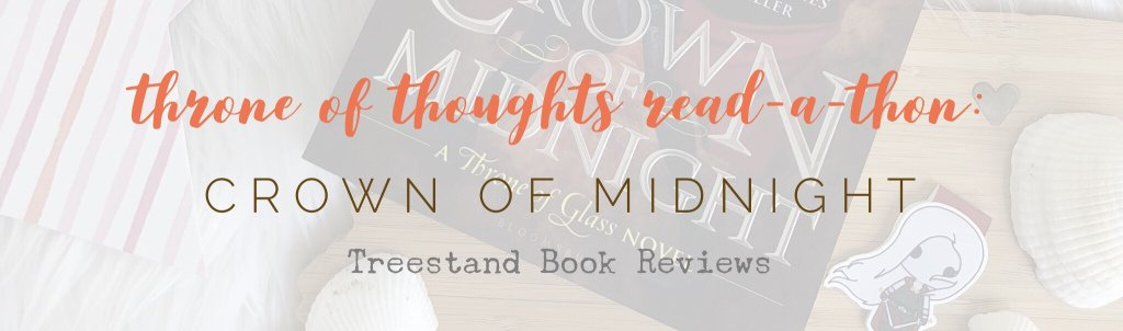 My SPOILER-filled #bookreview of #crownofmidnight by #sarahjmaas is now up on my blog!! #throneofthoughts #readathon  https:// treestandbookreviews.wordpress.com/2018/09/22/cro wn-of-midnight-throne-of-glass-2-by-sarah-j-maas-2/ &nbsp; … <br>http://pic.twitter.com/mOKnGfIaJn