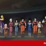 Dragon Ball Super Twitter Photo