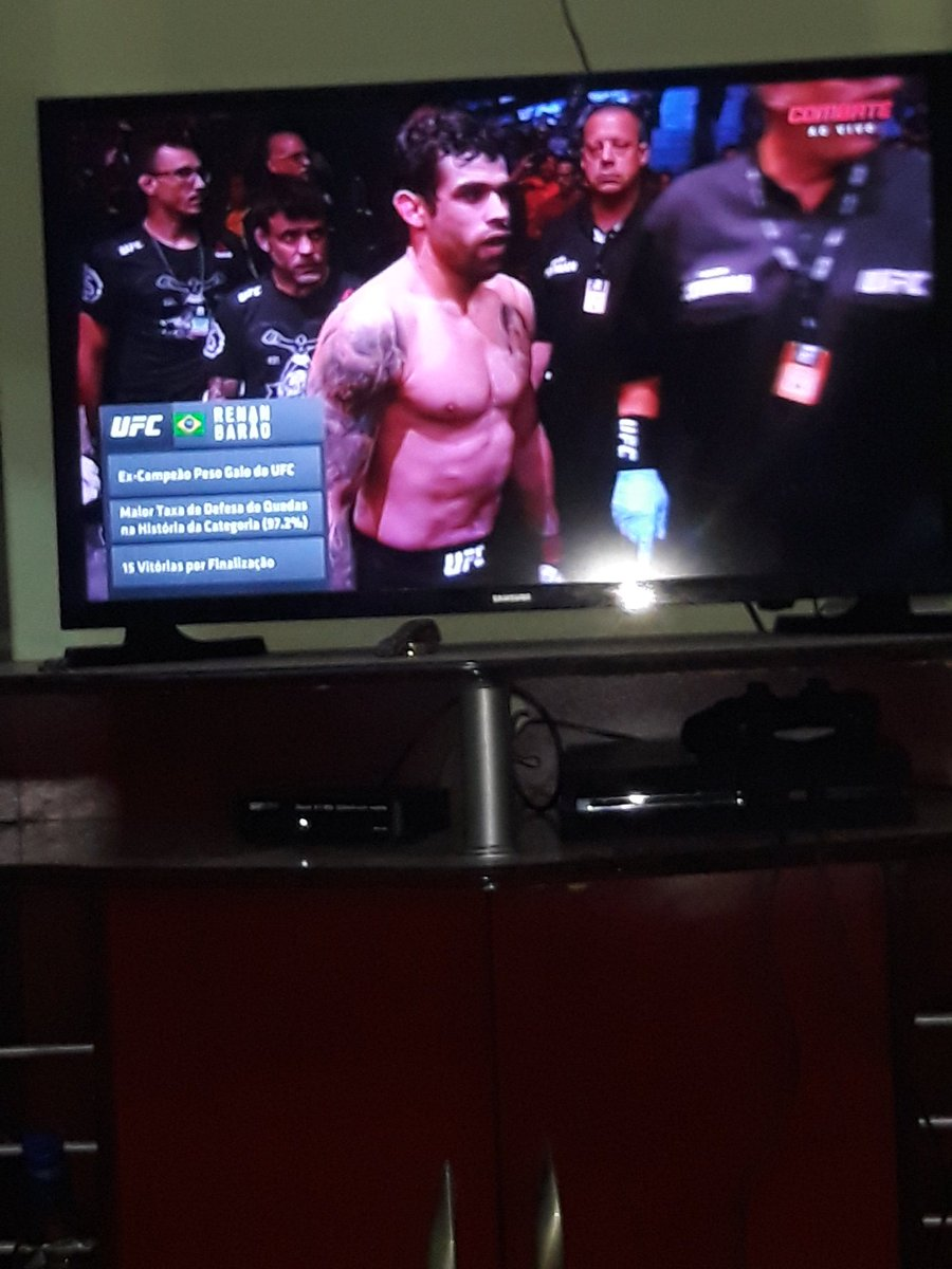 #UFCnoCombate Latest News Trends Updates Images - luan_sapoMb